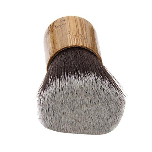 Pinceau pour Fard à Joues Poudre Fond de Teint Brosse pour le Visage Outil de Maquillage