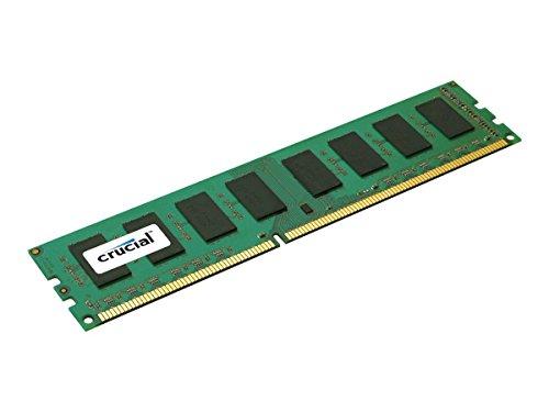 Crucial - Memoria RAM de 2 GB (DDR3, 1600 MHz)