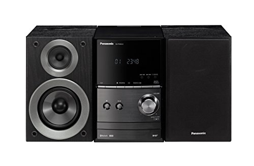 Panasonic SC-PM602EB-K Wireless ...