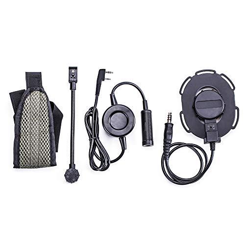Zoom IMG-1 zeadio on ear cuffia auricolare