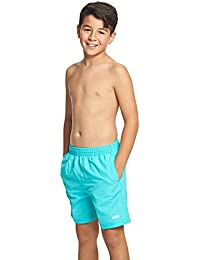 6a5153f1c1 Zoggs Boy's Penrith Swimming Shorts, Swim Trunks, Water Shorts