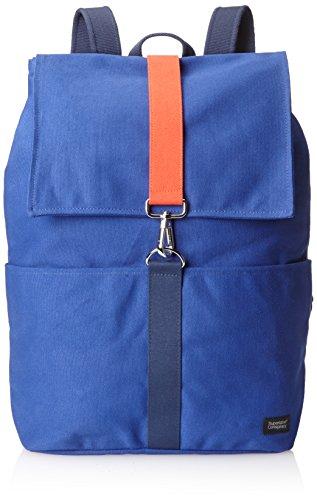 WESC, Zaino Milian, Blu (Blue Print), 40 x 40 x 6 cm