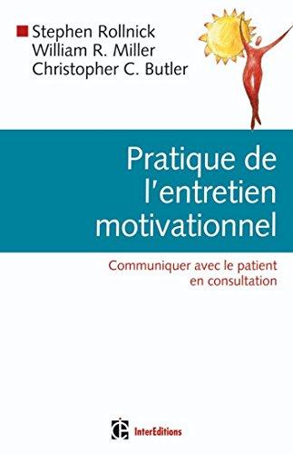 Pratique de l'entretien motivationnel (Développement personnel et accompagnement)