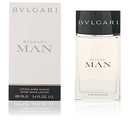 BVLGARI Man after Shave Lotion, 1er Pack (1 x 100 ml) - Parfums Bulgari Männer,
