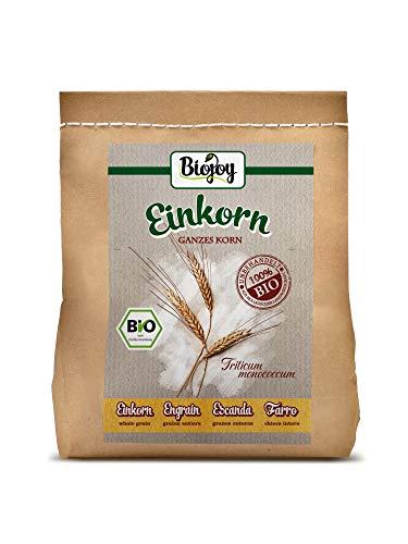 Biojoy BIO-Einkorn ganzes Korn Triticum monococcum (2 kg)
