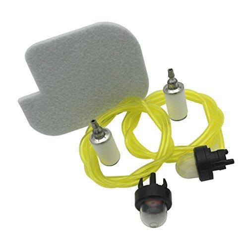 Sharplace Luftfilter Zündkerze für POULAN HUSQVARNA Kettensäge (Poulan Luftfilter Rasenmäher)