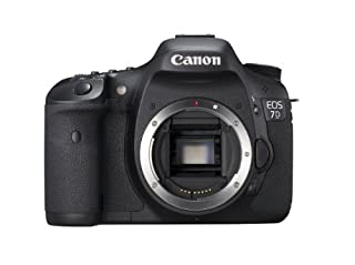 "Canon EOS 7D - Cámara réflex Digital de 18 MP (Pantalla 3"", vídeo Full HD), Color Negro - sólo Cuerpo (Importado) (B002NGNQZA) 