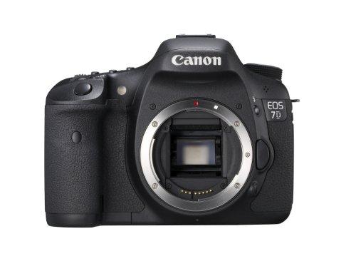 Canon 6d vs 7d – die beiden Kameras im Vergleich