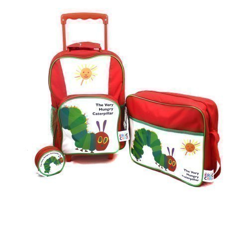 the-very-hungry-caterpillar-3-piece-luggage-set
