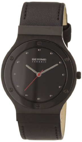 Bering Time Unisex Ceramic Analogue Quartz Watch 32538-447