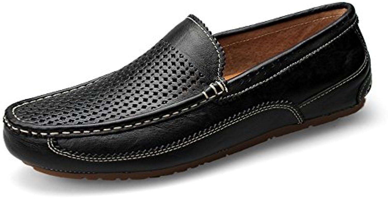 Hongjun-scarpe, Mocassini leggeri leggeri leggeri da uomo Bare Vamp Wing-tip Edge Slip-on Flat Soft Sole Business formale Mocassini...   Vendite Online    Scolaro/Ragazze Scarpa  7a4455