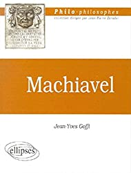 Machiavel, 1469-1527