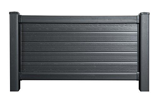 chalet-jardin-12-804159-cloture-de-jardin-avec-kit-de-panneau-resine-gris-anthracite-168-x-3-x-90-cm