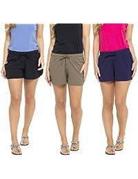 9d612ce2026 Women's Shorts: Amazon.co.uk
