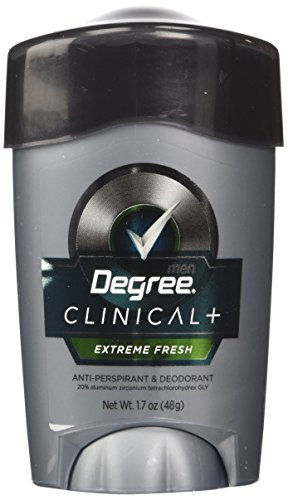 Degree Men Clinical + Extreme Fresh Anti Perspirant & Deodorant