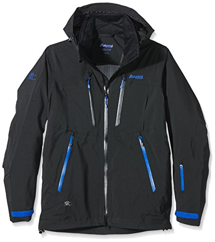 Bergans Damen Jacke Trolltind Black/Cobalt Blue