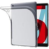 Huawei MediaPad M5 10.8 Hülle, TopACE TPU Hülle Schutzhülle Crystal Case Durchsichtig Klar Silikon transparent für Huawei MediaPad M5 10.8 (Transparent)