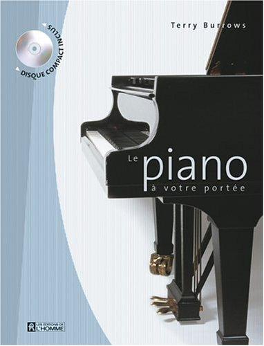 Le pîano à votre portée (1CD audio)