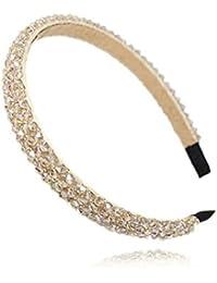 Demarkt® Serre Tete Cheveux pour Accessoire avec Mignon /Couleur Champagne