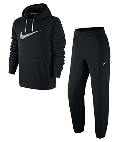 mens-nike-tracksuit-fleece-hooded-top-bottom-joggers-s-m-l-xl-large