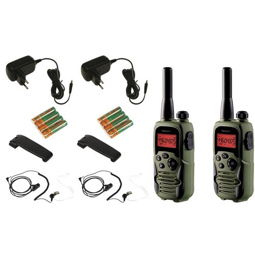Topcom Twintalker 9500 Airsoft Edition - Walkie-talkie