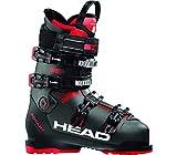 HEAD Herren Advant Edge 95 Skischuhe, Anthracite/Black-Red, 275