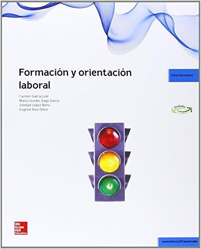 Formación y orientación laboral, grado medio por Carmen . . . [Et Al. ] García Leal
