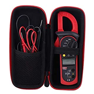 Hard Storage Tools Case for AstroAI Digital Clamp Meter by Aenllosi