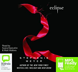 Eclipse: The Twilight Saga Book 3 (MP3)