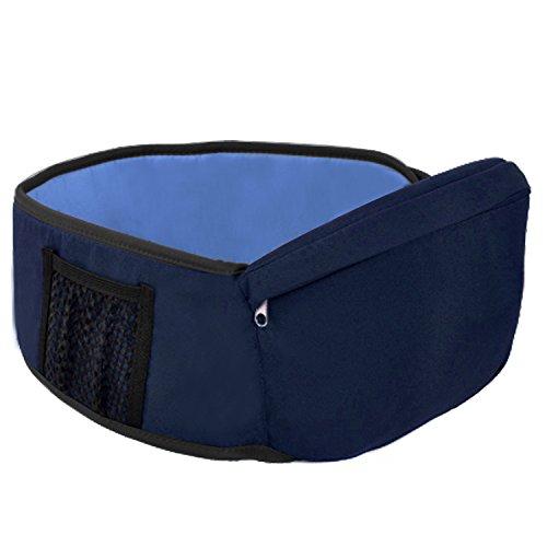 Abnehmbarer leicht Baby Kleinkind Hip Sitz Carrier Bund Sitz Band Gürtel für Kind auf Reisen