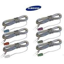 Samsung - Juego de 6 cables para altavoces Home Cinema