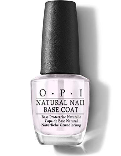 OPI Natural Nail Base Coat, 1er Pack (1 x 15 ml)