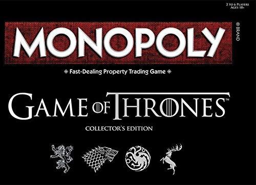 QXue Monopoly Game of Thrones