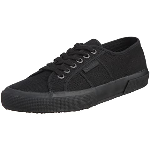 Superga Cotu Classics, Sneakers Basses Mixte adulte - Noir (997), 37.5 EU