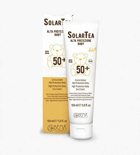 solartea Sonnencreme Bio Hohe Schutz Baby SPF 50150ml-Bema