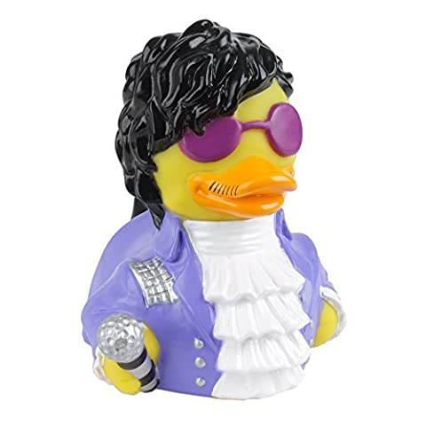 Paddle Like Its 1999 Rubber Duck - Celebriduck for Prince