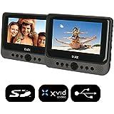 D-Jix PVS 702-59LDP Vidéo Embarquée Fixe, 16:9 USB