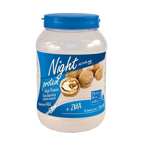 Activlab night protein 1000g noce