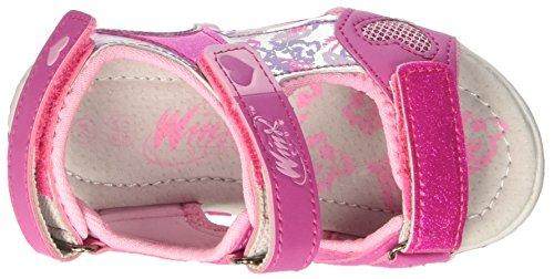Winx Baby Mädchen S17810haz Krabbel-& Hausschuhe Rosa (Fuxia)