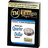 Magic Trick   Tango Coin Production - Quarter D0185 by Tango   Trick