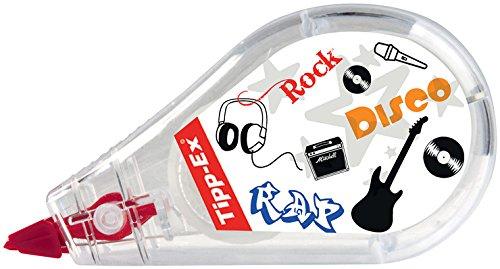 BIC Korrekturroller Tipp-Ex® Mini Pocket Mouse® Dekor, 6 m x 5 mm