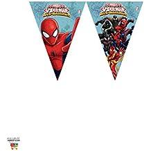 Procos 85162 – filare banderines Ultimate Spider Man Web Warriors, ...