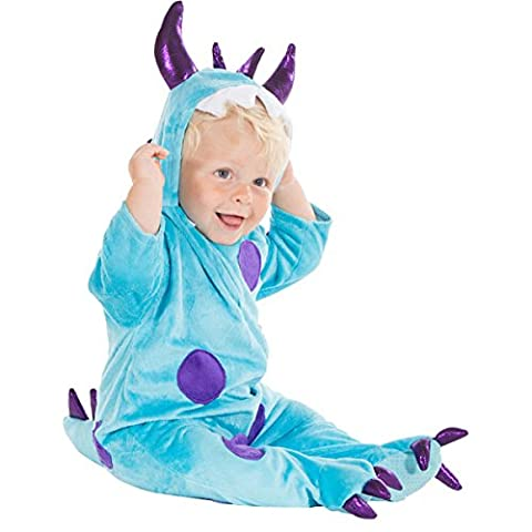 Baby Boys Monster Dragon Dinosaur Fancy Dress Party Halloween Onesie