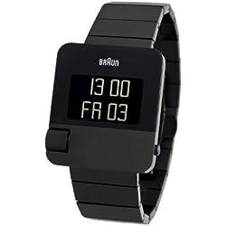 Braun Prestige Men's Digital Watch