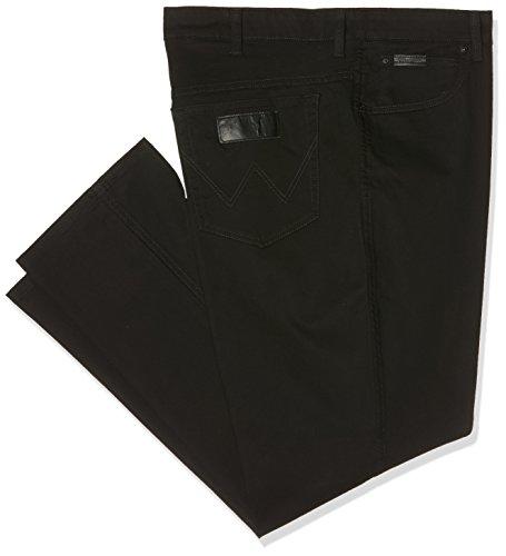 wrangler-trousers-pantalones-para-hombre-negro-black-w44-l32-talla-del-fabricante-44-32