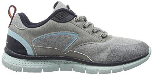 O'Neill Zephyr LT W Melee SL, Sneakers Donna Grigio (Light Grey Melee K97)