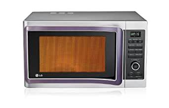 LG 28 L Convection Microwave Oven (MC2881SUS, Silver)