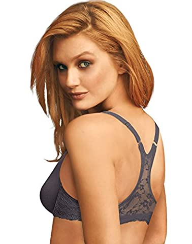 Maidenform Women`s Pure Genius T-Back Bra with Lace - Best-Seller,