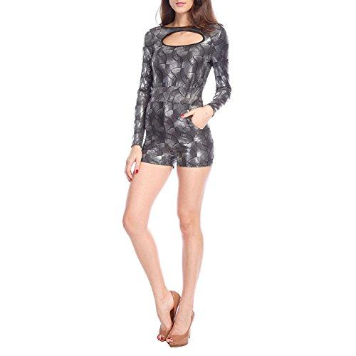 Pinkyee Damen Kleid Pattern Color1