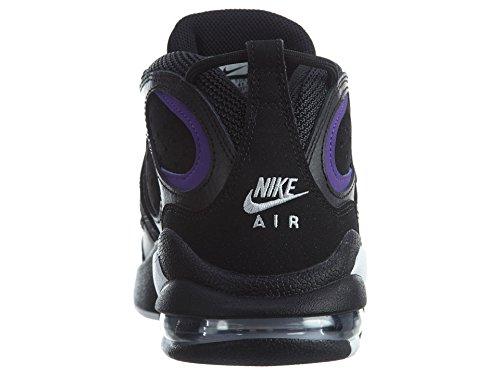 Nike 316940-001, espadrilles de basket-ball homme Noir